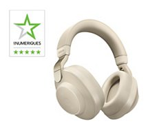 Casque Jabra  Elite 85H Beige Gold