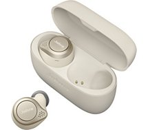 Ecouteurs Jabra  Elite 75t True Wireless & ANC Beige