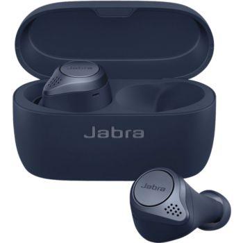Jabra Elite Active 75T Charge sans fil Bleu