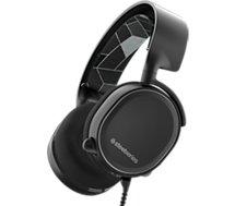 Casque gamer Steelseries Arctis 3 Black