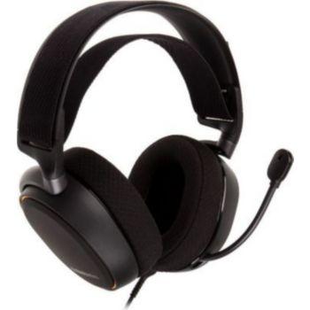 Steelseries Arctis Pro + GameDac Noir
