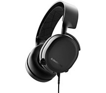 Casque gamer Steelseries  ARCTIS 3 NOIR 2019