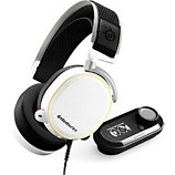 Casque gamer Steelseries  Arctis Pro + GameDac Blanc