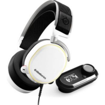 Steelseries Arctis Pro + GameDac Blanc