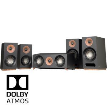 Jamo S 803 HCS Dolby Atmos noir