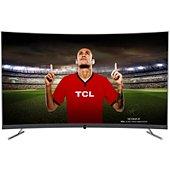 TV LED TCL 55DP670 incurvé