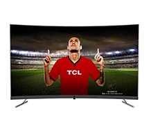 TV LED TCL 55DP670 incurvé