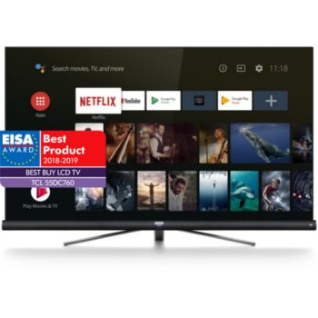 TCL 55DC760 Android TV