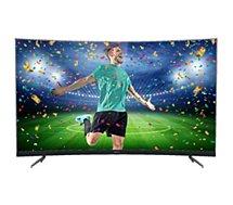 TV LED Thomson 55UD6686 incurvé