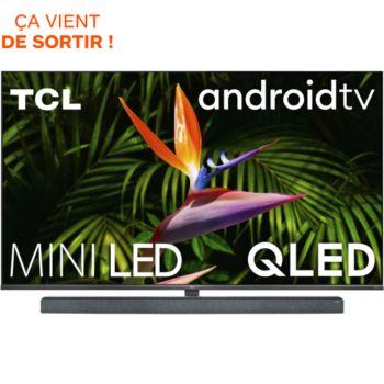 TCL 65X10 Mini Led Android TV