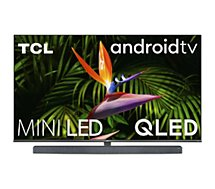 TV QLED TCL  65X10 Mini Led Android TV