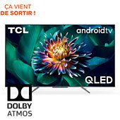 TV QLED TCL 65C715 Android TV