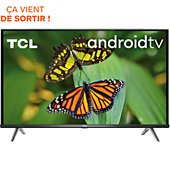TV LED TCL 32S618 Android TV