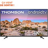 TV LED Thomson 55UG6400 Android