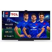 TV QLED TCL 75X925 Mini Led 8K GoogleTV 2021