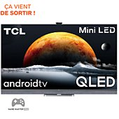 TV QLED TCL 55C825 Mini Led Android TV 2021