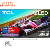 TV QLED TCL 55C729 Android TV 2021
