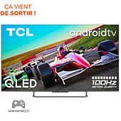 TV QLED TCL 65C729 Android TV 2021