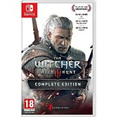 Jeu Switch Namco The Witcher 3