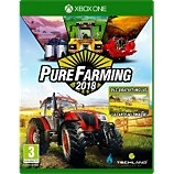 Jeu Xbox One Koch Media Pure Farming 2018 - Day 1 Edition