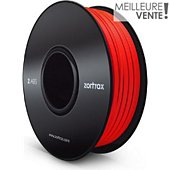 Filament 3D Zortrax Z-ABS Rouge V2