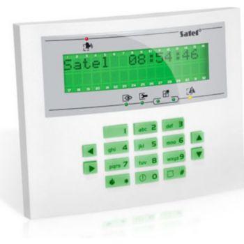 Satel Clavier LCD pour alarme INTEGRA et systè