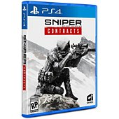 Jeu PS4 Just For Games Sniper Ghost Warrior Contracts