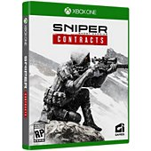 Jeu Xbox One Just For Games Sniper Ghost Warrior Contracts