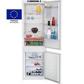 Réfrigérateur combiné encastrable Beko BCNA275E31SN HarvestFresh NeoFrost