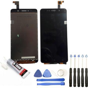 Visiodirect Vitre + LCD pour Alcatel Pixi 4 OT-8050