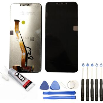 """Visiodirect Vitre +LCD pour Huawei Psmart plus 6.3"""""""