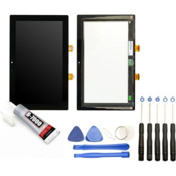 Visiodirect Vitre+LCD pour Microsoft Surface RT 1516