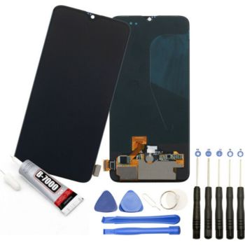"""Visiodirect Vitre + LCD pour One plus 6 T 6.4"""""""