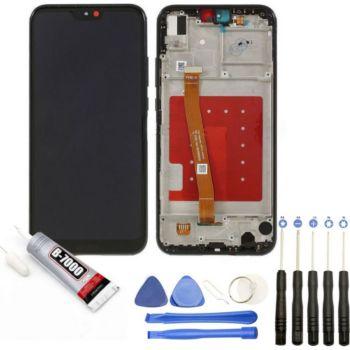 Visiodirect Ecran tactile LCD pour Huawei P20 lite