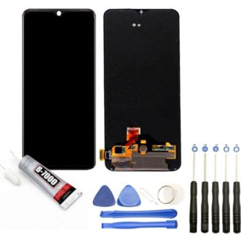 Visiodirect Vitre tactile+LCD pour OnePlus 7 One+ 7