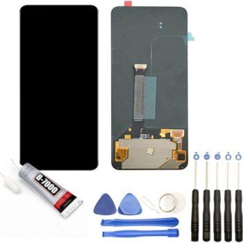 Visiodirect Vitre tactile+Ecran LCD pour Oppo Reno 2