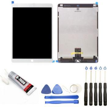 Visiodirect Vitre+Ecran LCD pour IPAD Pro 1701 A1709
