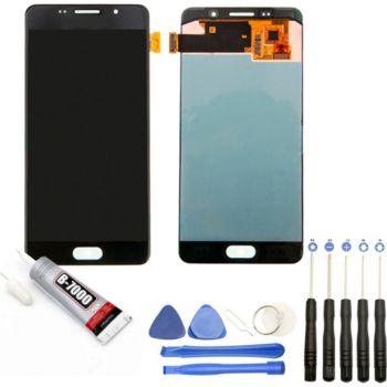 Visiodirect Vitre+Ecran LCD pour Samsung Galaxy M21