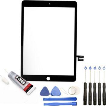 Visiodirect Vitre + ecran LCD pour IPad 8 Noir