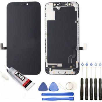 Visiodirect Vitre + ecran LCD pour Iphone 12 mini