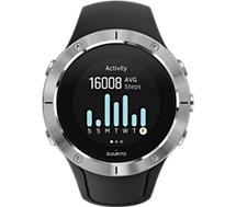 Montre sport GPS Suunto SPARTAN TRAINER WRIST HR STEEL