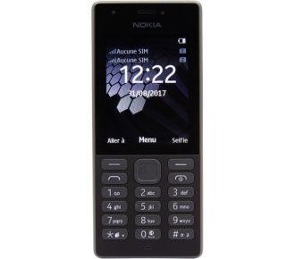 Nokia 216 Noir DS