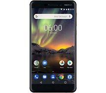 Smartphone Nokia 6.1 Noir