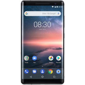 Nokia 8 Sirocco Noir     reconditionné