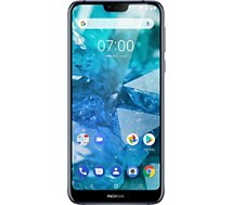 Smartphone Nokia 7.1 Crystal Blue
