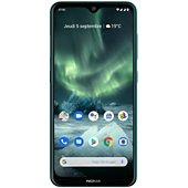 Smartphone Nokia 7.2 Vert