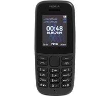 Téléphone portable Nokia  105 Noir 2019