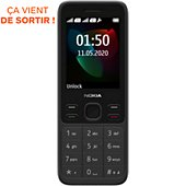 Téléphone portable Nokia 150 Noir DS