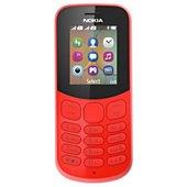 Téléphone portable Nokia 130 Rouge DS