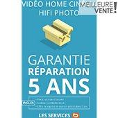 Garantie 5 ans / APN > 300EUR